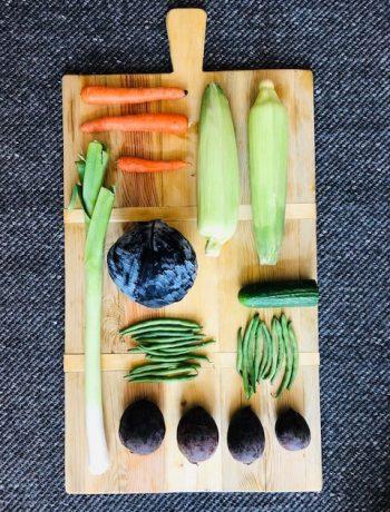 Seizoensgroenten september met bijpassende recepten, groenten, biologisch, koken, vegetarisch, veganistisch
