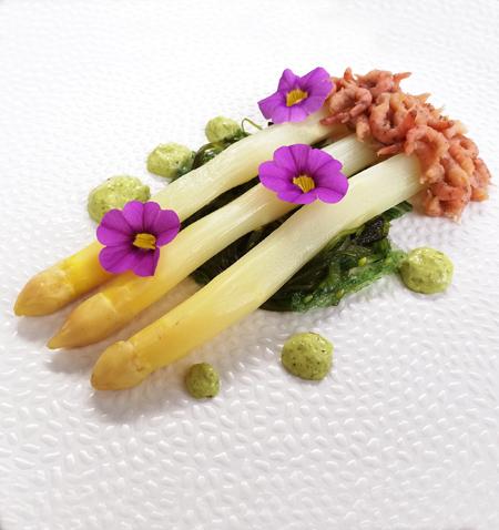5 x asperge recepten uit de sous vide recept asperges sous vide